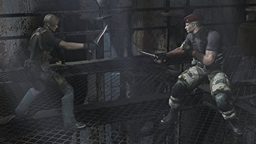 Amazon com: Resident Evil 4 - PlayStation 4 Standard Edition
