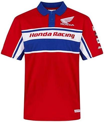 Honda Racing British Super Bikes BSB Polo Camisa Oficial 2019 ...