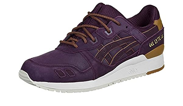 Asics Gel Lyte III Calzado rioja red: Amazon.es: Libros