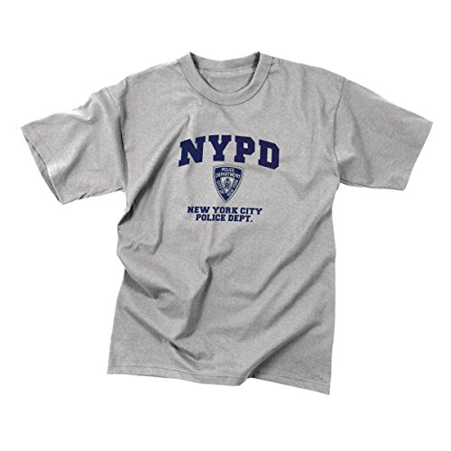 Nypd Physical Training T-shirt - GENUINE NYPD PHYSICAL TRAINING T-SHIRT (2 XLARGE)