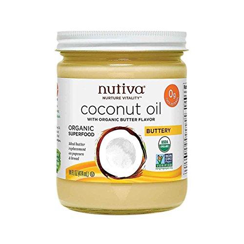 Nutiva Organic Coconut Butter Flavor