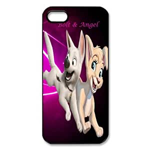 Mystic Zone Bolt iPhone 5 Case for iPhone 5 Cover Cartoon Fits Case WSQ0136