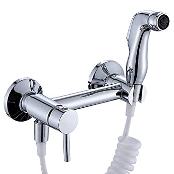 Clean body Bidet Kit Douchette WC Mitigeur Ensemble De Toilette ...