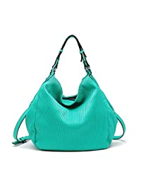 Tosca Textured Hobo Handbag