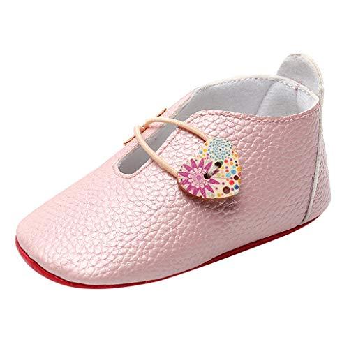 YKARITIANNA Newborn Baby Girls Boys Cartoon Shoes Sandals First Walkers Soft Sole Shoes 2019 Summer Pink]()