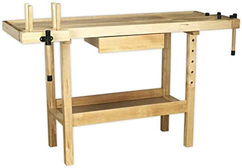 Amazon Com Sealey Ap1520 Woodworking Bench 1 52m Automotive