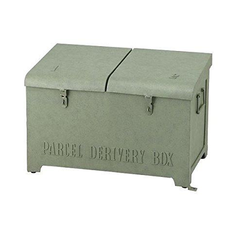 セトクラフト 宅配ボックス リッド グリーン SI-2882-GR-3000   B075FNFLKX