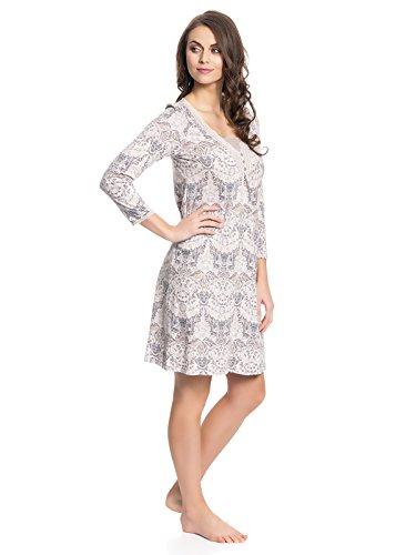 Vive Maria Soft Baroque Damen Nachthemd Allover