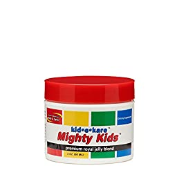 North American Herb and Spice, Kid-e-kare Mighty Kids, Premium Royal Jelly Blend. 2-Ounce