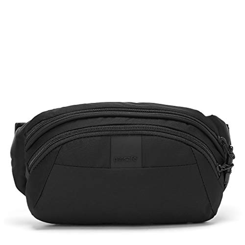 Pacsafe Metrosafe LS120 Anti-Theft Hip Pack, Black