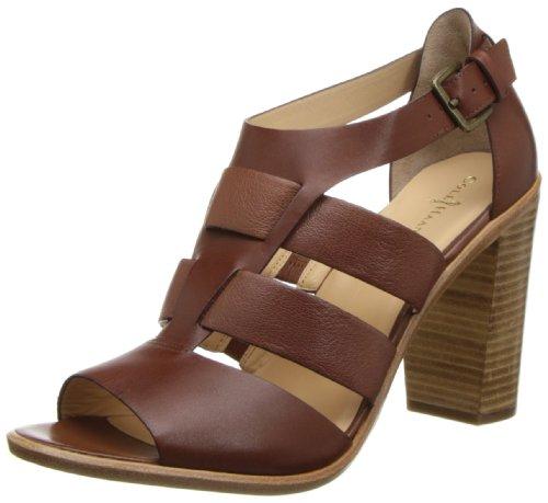 Cole Haan Kvinners Cameron Kjole Sandal Sequoia