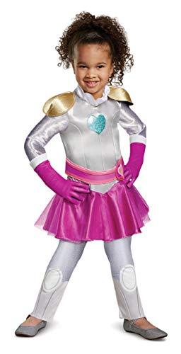 Nella The Knight Classic Child Girl Costume White ()