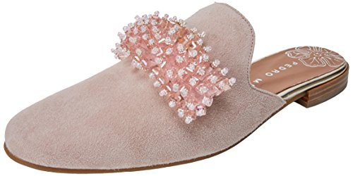 PEDRO MIRALLES Damen 18034 Clogs Pink (Nude)