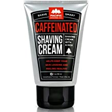 Pacific Shaving Company Caffeinated Shaving Cream, 3 oz by Pacific Shaving Company