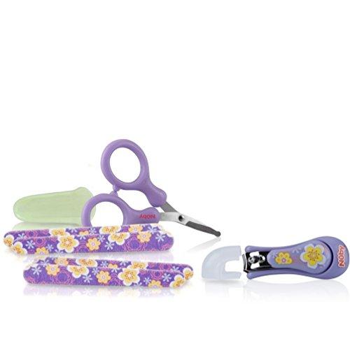 Até 28% OFF Kit Manicure Infantil, Nûby
