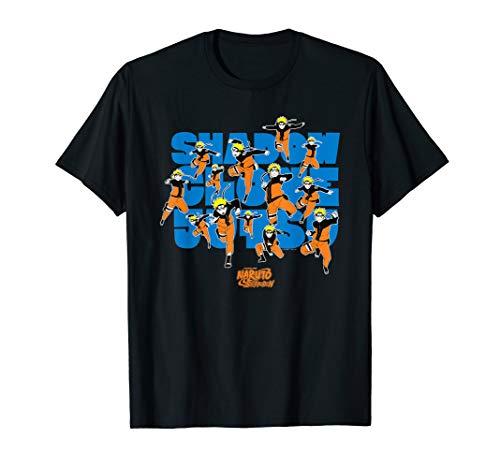 Naruto Shippuden Shadow Clone Jutsu T-Shirt