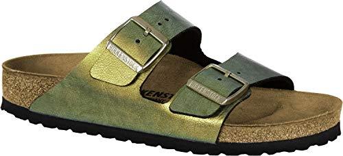 Birkenstock - Arizona - 1012390 - Color: Golden - Size: 7.5