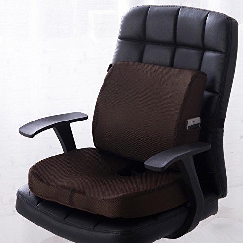 Amazon.com: Cojín de asiento coxis Ortopédica y de espuma de ...