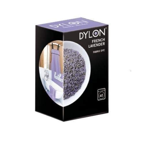Dylon 200g Machine Dye - French Lavender - Eco Friendly Packaging Henkel