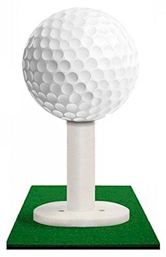 - Player Supreme Rubber Golf Tees for Practice & Driving Range Mats (3 Tee Packs) (Standard Mat Tee, 2.75