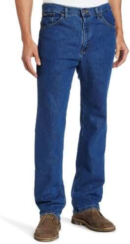 Lee Men's Regular Fit Stretch Jeans - Pepperwash