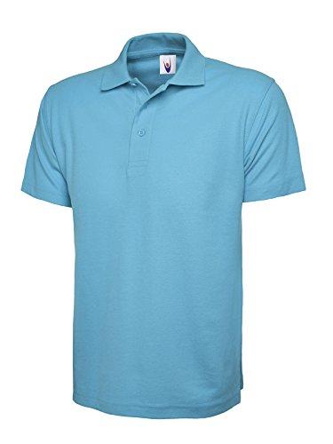 Uneek Clothing Polo Uomo Bleu Marine gAgR7xw
