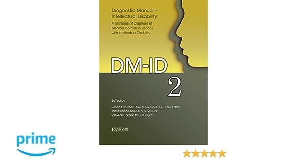 amazon com diagnostic manual intellectual disability 2 dm id a rh amazon com dmid diagnostic manual-intellectual disability Severe Intellectual Disability