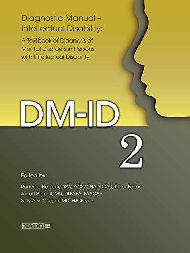Diagnostic Manual—Intellectual Disability 2 (DM-ID): A Textbook of Diagnosis of Mental Disorders in Persons with Intellectual Disability