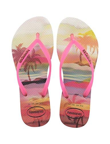 Tropical Havaianas Slim White Donna Infradito qSxSrzt7