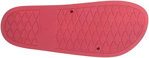 Reazione Kenneth Cole Donna Piscina Sportivo Kc Branding Sandalo Scorrevole In Corallo
