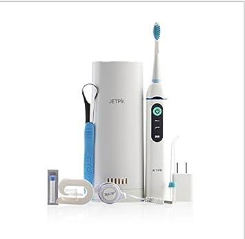 REDOI Cepillo de Dientes eléctrico Flush Dental Limpieza de Dispositivo de Dientes Triple Cuidado Cepillo Alambre Impermeable línea de Carga: Amazon.es: ...