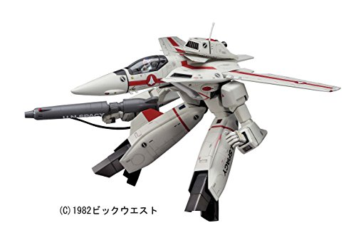 하세가와 마크로스 VF-1J / A가 워크 발키리 1/72 스케일 프라 모델 25 하세가와