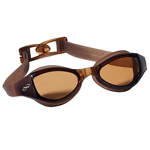 Aryca Supreme Series Goggles, Brown