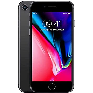 "Apple iPhone 8 4.7"" SIM única 4G 256GB Gris - Smartphone (11,9"