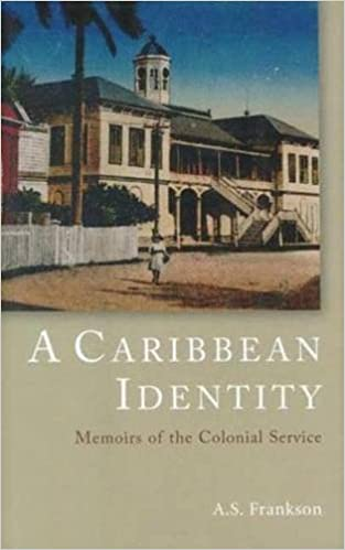 UPD A Caribbean Identity: Memoirs Of The Colonial Service. Google relating COLVILLE Disney nuevos