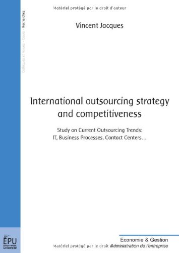 international outsourcing strategy and competitiveness