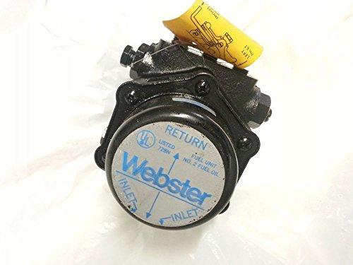 webster oil pump - 2