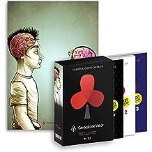 Box Geração De Valor (volumes 1,2 E 3 + Pôster Exclusivo Cérebro)