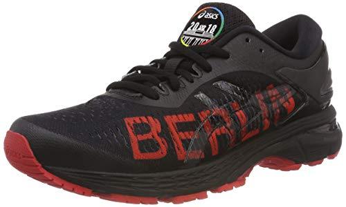 Asics Femme Chaussures kayano Running classic silver Berlin Red 001 De Gel 25 Rouge r0BqWUr