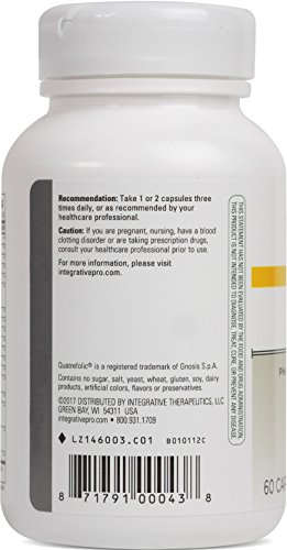 Integrative Therapeutics – Detoxication Factors – Phase I and II Detoxication Support – 60 Capsules