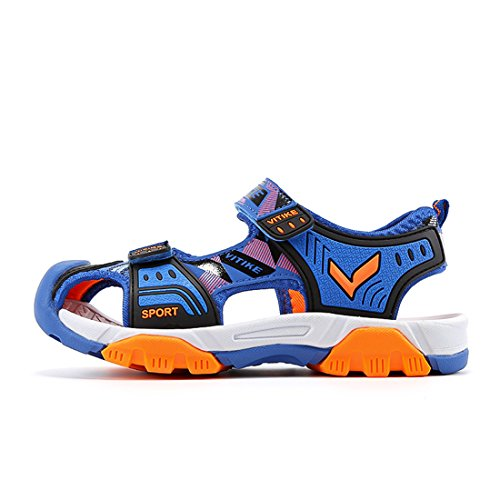 98400d8a1be23b Image of WETIKE Kids Sandals Summer Water Shoes Boys Outdoor Sneaker  Sandals Sports Shoes Girls