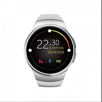 Reloj inteligente GPS Sport, reproductor de video y música, diseño elegante, cómodas,