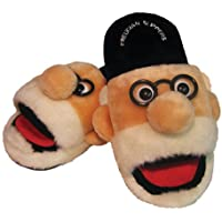 (L (Womens 12, Mens 9-11.5)) - Freudian Slippers