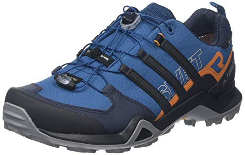 adidas Herren Terrex Swift R2 GTX Cross-Trainer, blau, 43 EU