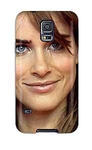 Tough Galaxy NZcLsdN16620AjHFQ Case Cover/ Case For Galaxy S5(women Amanda Peet)