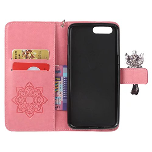 COWX iphone 7 Plus Hülle Kunstleder Tasche Flip im Bookstyle Klapphülle mit Weiche Silikon eule Handyhalter PU Lederhülle für Apple iphone 7 Plus Tasche Brieftasche Schutzhülle für iphone 7 Plus schut