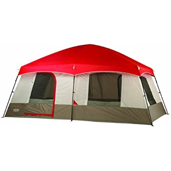 Amazon.com : Wenzel Timber Ridge Tent - 10 Person : Family