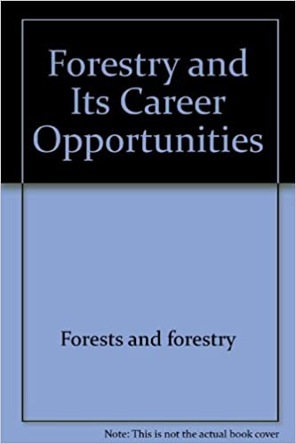 Download Forestry and its career opportunities (McGraw-Hill series in forest resources) PDF, azw (Kindle), ePub