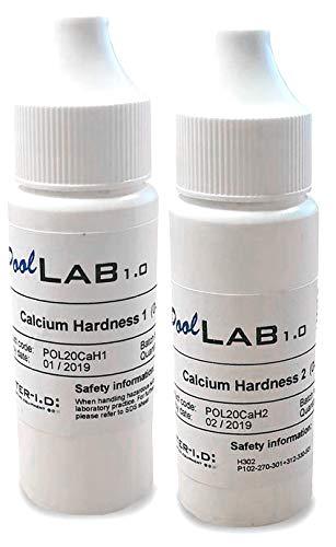 PoolLab 1.0 Photometer Liquid reagents kit to Measure Calcium Hardness