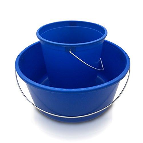 - Argee 2.5 Quart Bucket & Argee 5 Quart Wide Mouth Bucket
